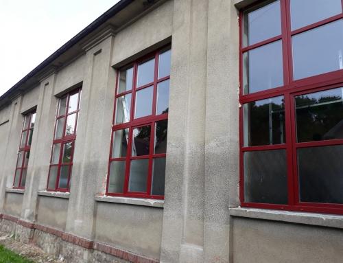 Okna Hřivice