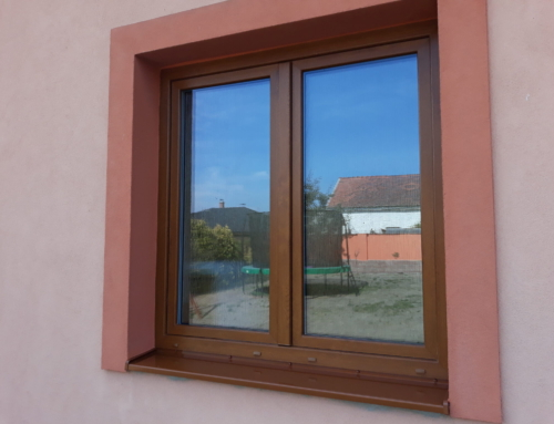 Plastová okna Gealan S 8000IQ