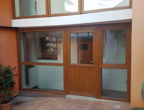 Plastová okna a dveře Gealan S 8000IQ