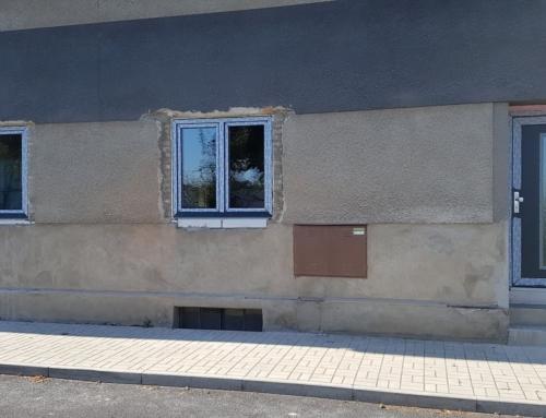 Plastová okna včetně dveří Gealan S 8000IQ