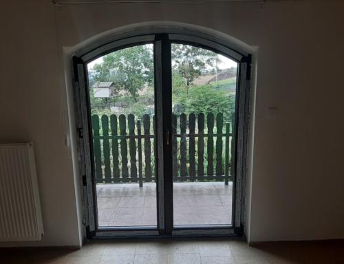 Balkonové dveře Gealan S8000IQ